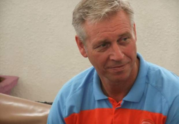 Wim Koevermans satisfied with the 2014 Challenge Cup qualifiers draw