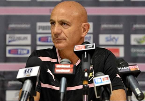 Giuseppe Sannino Senang Palermo Perlihatkan Kemajuan
