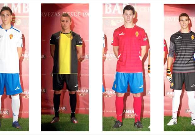La plantilla del Zaragoza se abonará al club