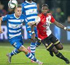 PEC kan uitlopen op Feyenoord in reprise