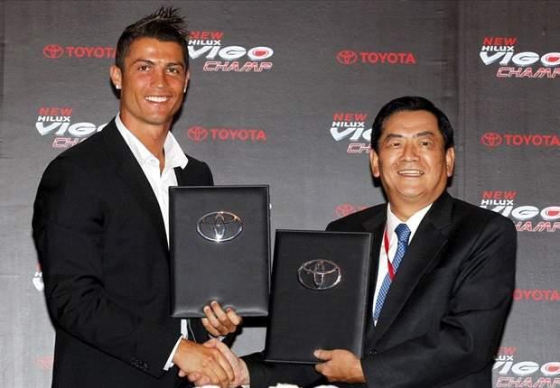 Cristiano Ronaldo: I am a champion
