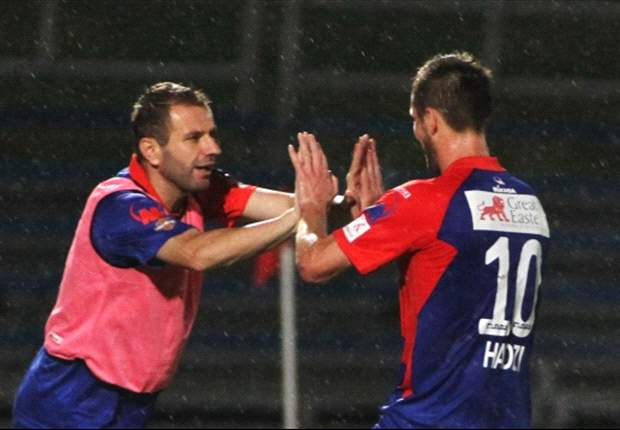 Gombak 1-1 Tampines: Bulls slow Stags' title march