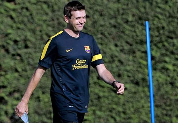 Vilanova: I didn't know Dani Alves was upset about Barcelona exit rumours
