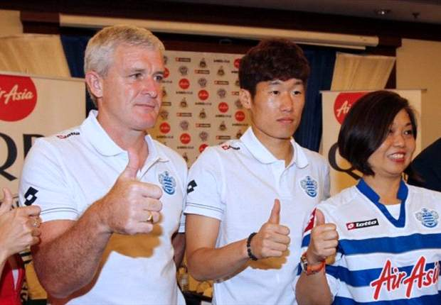 Park Ji-Sung handed QPR captaincy on debut in pre-season friendly