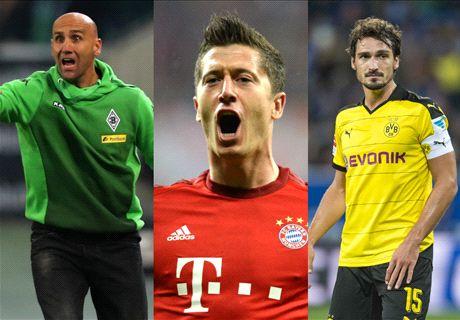 TALKING POINTS: Bundesliga