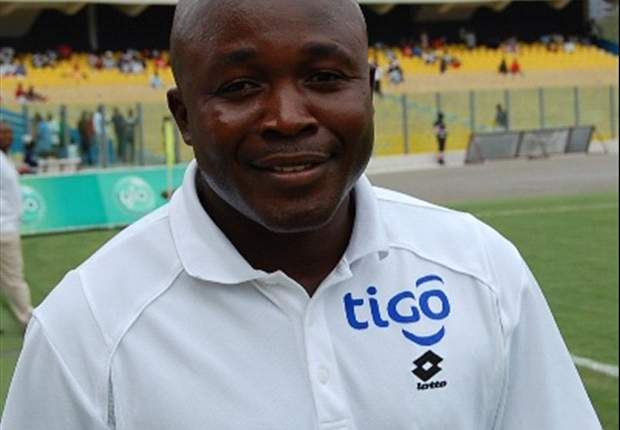 Ashgold sack Yaw Acheampong and his assistant
