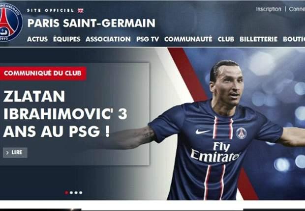 Officieel: PSG meldt komst Ibrahimovic