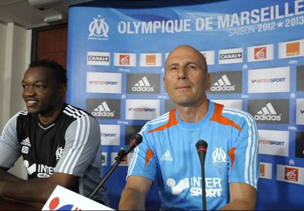 Marseille boss Baup: No ill feeling after Andre Ayew & Valbuena's spat