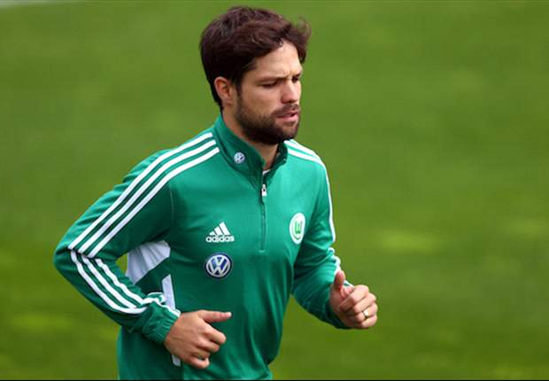 Diego to stay at Wolfsburg