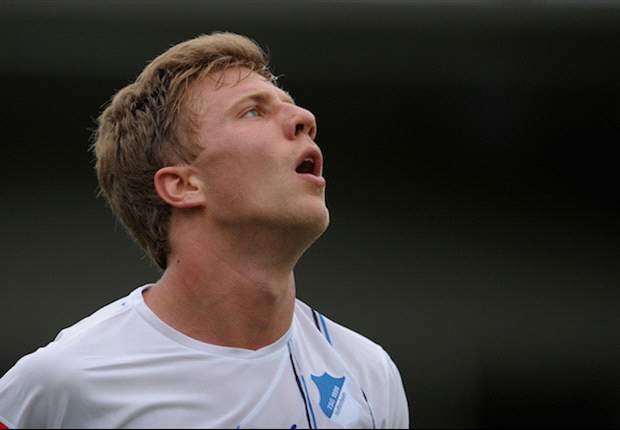 TSG Hoffenheim: Sven Schipplock zurück im Training