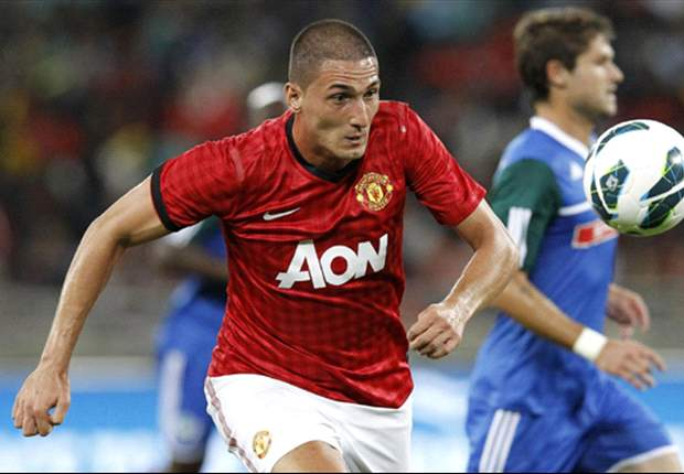 Manchester United striker Macheda returns to Doncaster on loan