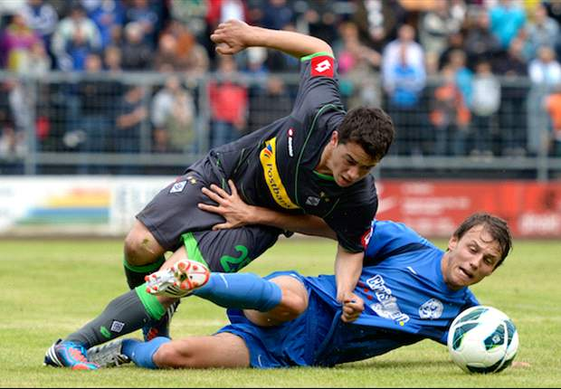 Borussia Mönchengladbach: Nachwuchsspieler Amin Younes setzt auf seine Vielseitigkeit