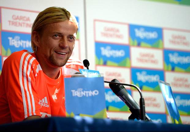 Tymoshchuk leaves Bayern for Zenit