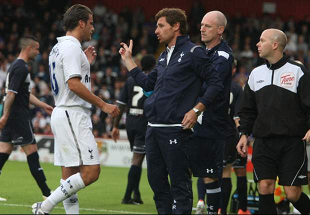 Villas-Boas: Team spirit at Tottenham 'fantastic' compared to Chelsea