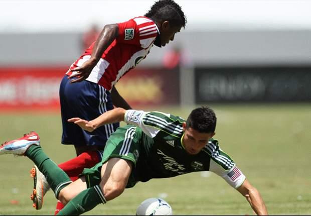 Portland Timbers 0-1 Chivas USA: Chivas USA takes road win