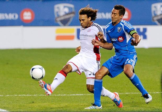 Montreal Impact 2-1 New England Revolution: Impact snag three at home