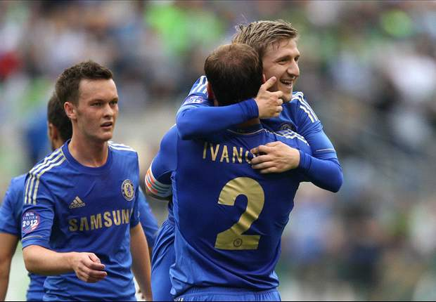 Marin delighted with debut goal for Chelsea