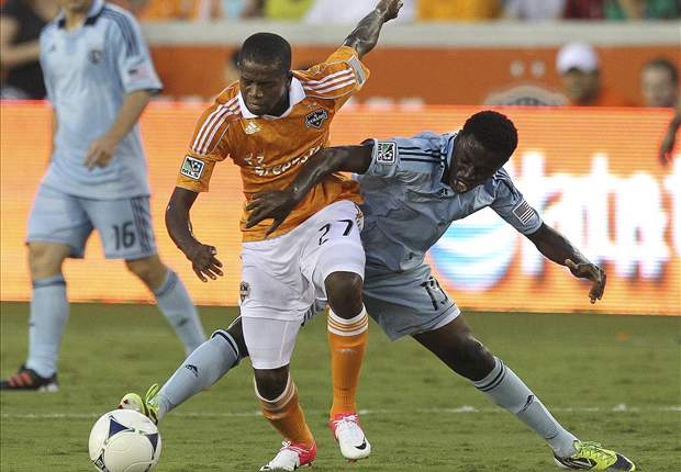Houston Dynamo 2-1 Sporting Kansas City: Dynamo stretch unbeaten streak to five