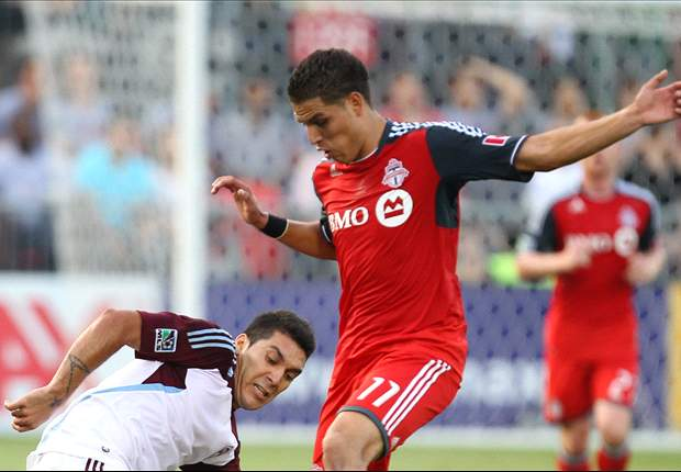 Rookie Silva shines in Toronto FC turnaround