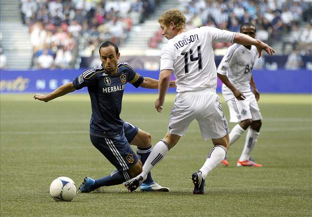 Vancouver Whitecaps 2-2 LA Galaxy: Los Angeles claws back late to equalize