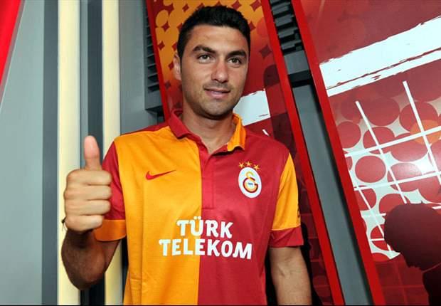 Yilmaz joins Galatasaray