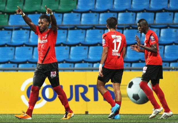 Young Lions 0-0 Home United: Both sides fail to end season with victory