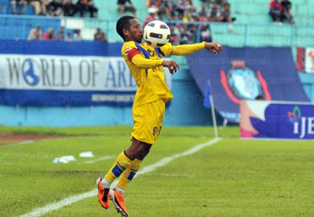 Arema IPL Bidik Tiga Pemain Papua