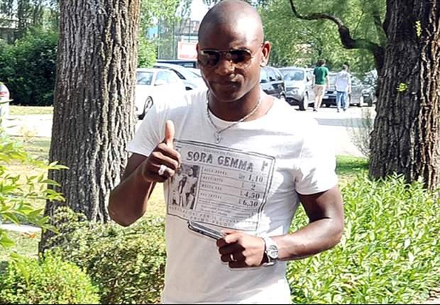 Transferts - Mundingayi à l'Inter (officiel)