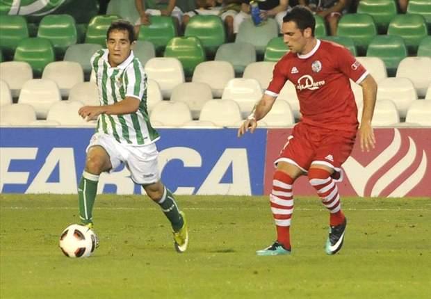 Ezequiel Calvente, del Betis, no pasa la prueba en el Borussia Möenchengladbach