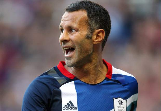 Giggs looking forward to Olympics test