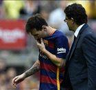 Messi Berpeluang Tampil Saat El Clasico