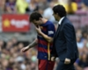 Chicharito sad to see Messi suffer