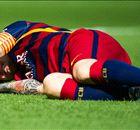 Ahi Barca, Messi fa crac: out 2 mesi