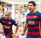 Veja como foram as atuações de Neymar e Suárez contra o Sevilla!