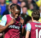 REPORT: West Ham 2-2 Norwich