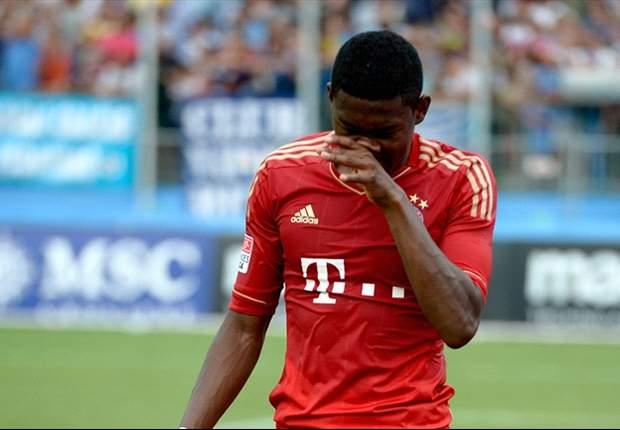 Alaba nearing Bayern comeback