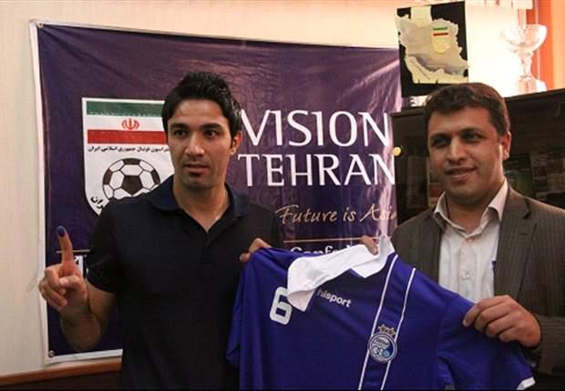 Official: Esteghlal announce Javad Nekounam signing