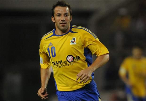 Transferts - Sydney intéressé par Del Piero