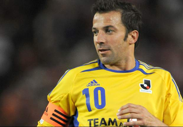 Olympics driving Del Piero to find new club