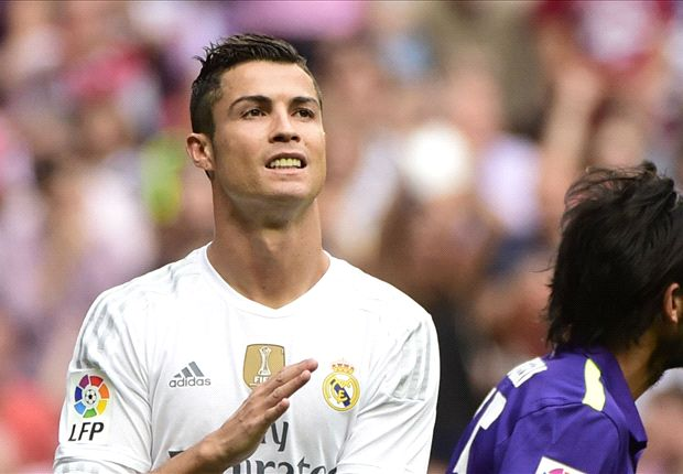 Real Madrid 0-0 Malaga: Ronaldo & co. held by 10-man visitors