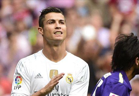 REPORT: Real Madrid 0-0 Malaga