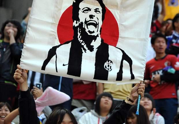 Ciao Del Piero, mezza serie A si unisce su Twitter per salutare Alex l'australiano! Quasi commosso Bonucci, ironico il 'rivale' Bianchi...