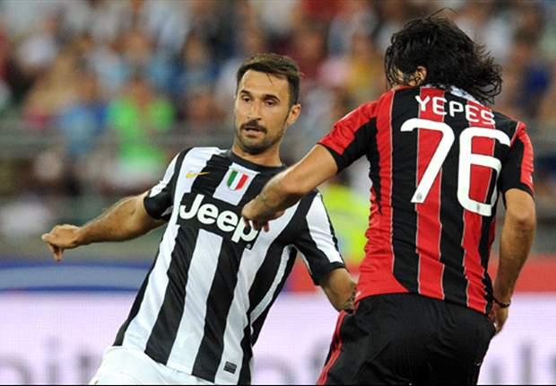 Tiket Juventus-AC Milan Ludes Terjual