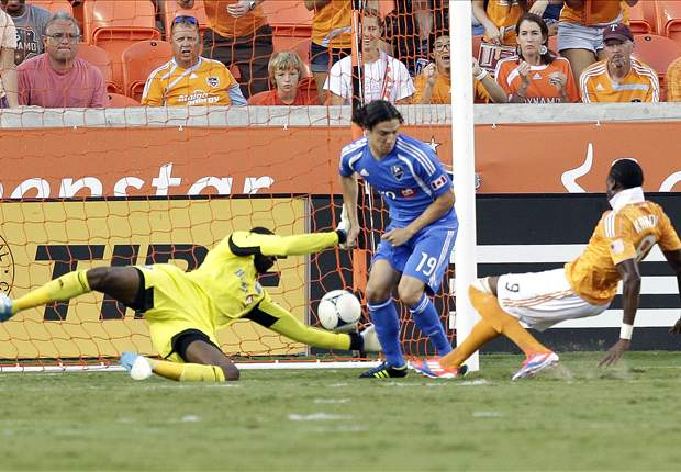 Houston Dynamo 3-0 Montreal Imapct: Kandji brace helps Houston to big win