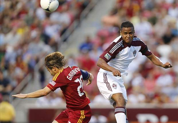 Real Salt Lake 2-0 Colorado Rapids: Saborio and Johnson on target for RSL