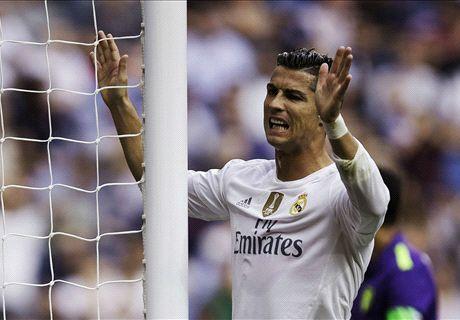 RATINGS: Real Madrid 0-0 Malaga