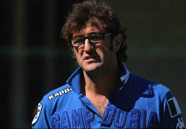 """Samp a Palermo, Ferrara ammette: """"E' un momento difficile, sarà una squadra diversa rispetto al solito. E' uno scontro salvezza"""""""