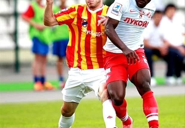 Spartak besiegt Fenerbahce zum Auftakt der Champions-League-Playoffs
