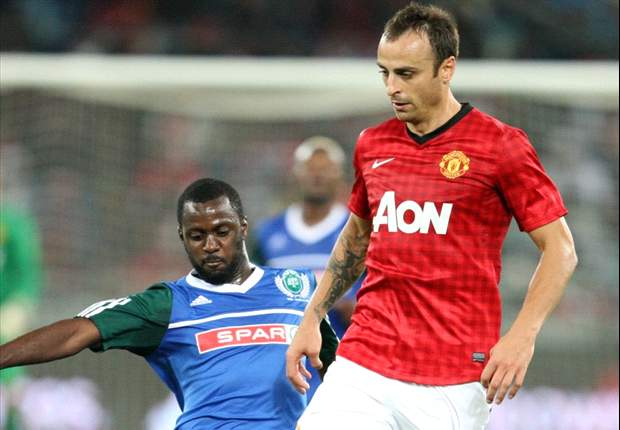 Fiorentina close in on Manchester United outcast Berbatov