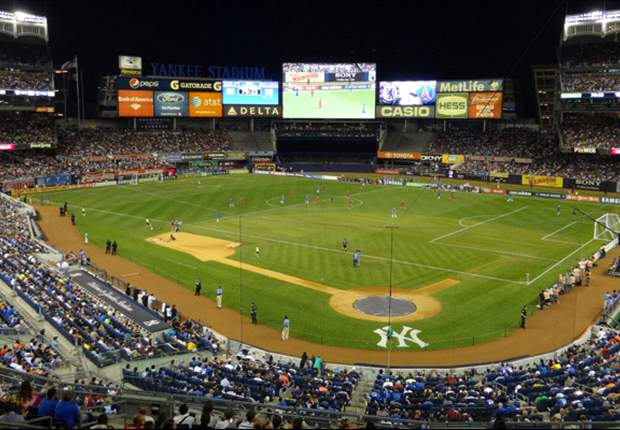 Cech, Lampard & Cahill excited after making history at Yankee Stadium